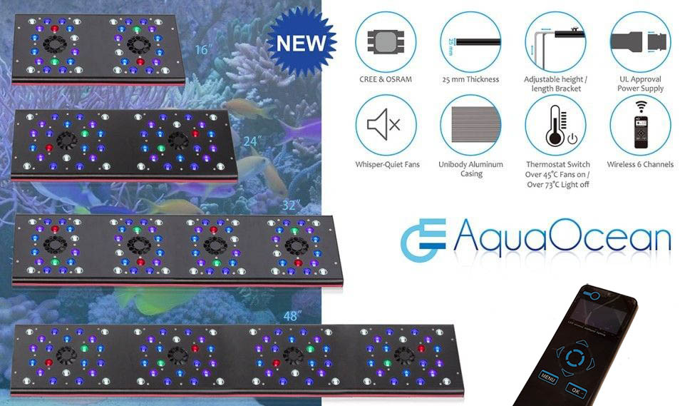 led rasveta AquaOcean IT Serija